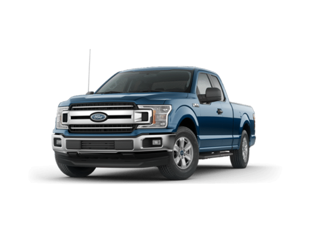 new 2018 Ford F-150 XLT Truck SuperCab Styleside in Live Oak
